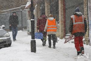 Морозы охватят всю Украину и будут держаться до выходных