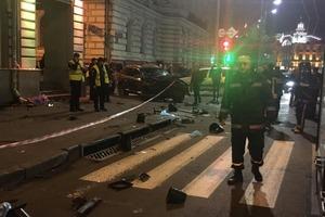 Аваков: Суд арестовал участницу смертельного ДТП в Харькове