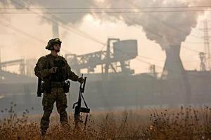 На Донбасі загинув боєць ВСУ, ще двоє поранені