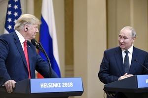 Пентагон підтримав зустріч Путіна з Трампом у Вашингтоні