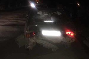 В Макеевке пьяный боевик устроил серьезное ДТП