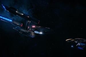NASA нашли в Космосе звездолет из сериала «Звездный путь»