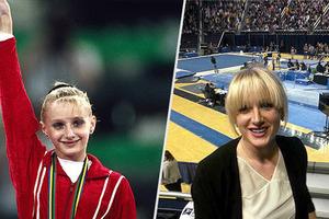 Украинская олимпийская чемпионка обвинила гимнаста из Беларуси в изнасиловании
