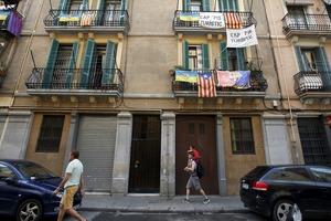 Почему радикалы в Барселоне объявили войну туристам и режут шины велосипедов