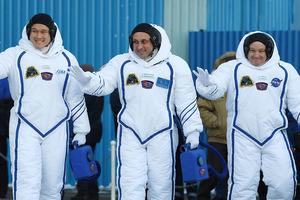 Японский астронавт неожиданно мутировал в космосе