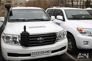 ОБСЄ: На Світлодарському напрямі намічається загострення конфлікту