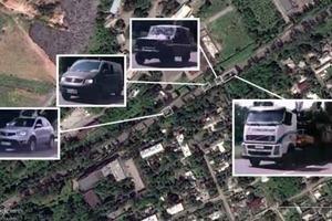 Міноборони РФ: офіцери з доповіді Bellingcat давно звільнені