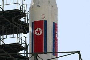 КНДР испытала крылатую ракету большой дальности