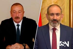 Алієв і Пашинян провели переговори .... в програмі 60 хвилин на телеканалі Росія 1