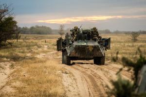 Штаб ООС: За сутки на Донбассе ранены четверо украинских военных