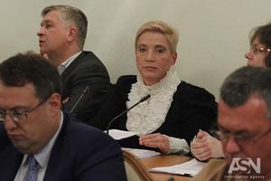 Соломатіна опублікувала листування з «куратором НАЗК» з Адміністрації президента