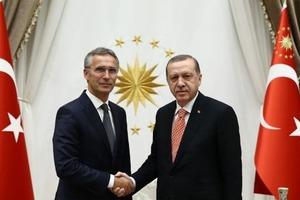 Генсек НАТО извинился за объявление Эрдогана «врагом»