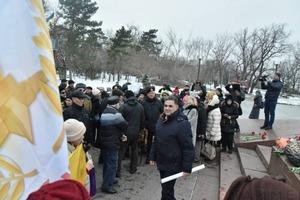 В Одессе задержали 20 человек, отмечавших 23 февраля
