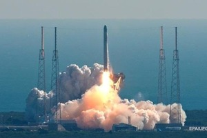 Запуск ракети Falcon 9 відклали в останній момент