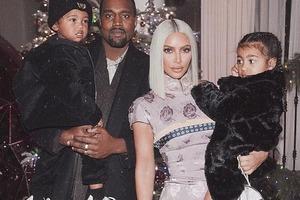 У Ким Кардашьян и Канье Уеста родился третий ребенок.
