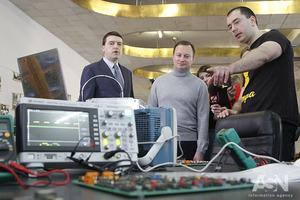 Високотехнологічну лабораторію електроніки і прототипування відкрили в Політеху