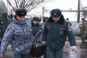 Обстрел автобуса под Оленовкой. Появились жуткие фото