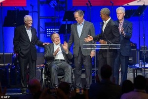 Бывшим президентам США в разы сократили пенсии