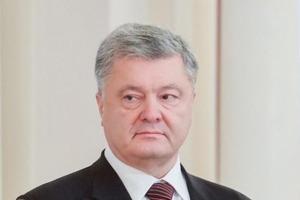 Порошенко просит у Онуфрия помощи в освобождении моряков ВМС Украины