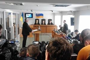 Суд по делу Януковича: Ельченко показал в суде копию письма к Путину
