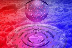Физики создали жидкость-газ