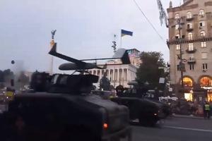 Це вражає: на Хрещатику відбулася репетиція параду до Дня Незалежності