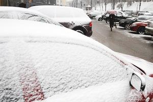 Через снігопади в Україні без електрики залишилися 15 населених пунктів
