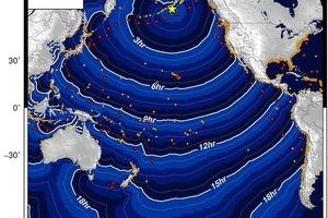 Потужний землетрус стався біля берегів Аляски