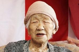 Японка досягла рекорду довголіття і розкрила несподіваний секрет