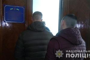 В горсовете Николаева проводят обыски