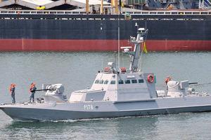 «Донбасс» и «Корец» в Азовском море встретят бронекатера ВМС Украины