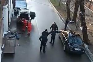 Стрельба и жертвы. В Одессе проходит спецоперация по задержанию преступников
