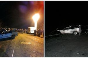В Северной Осетии в ДТП погибли двое детей из Украины