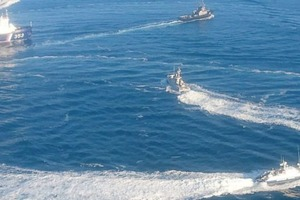 Агрессия РФ в Керченском проливе: Минобороны засекретило важный приказ