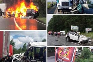 Смертельні ДТП з автобусами в Україні: вжито радикальних заходів