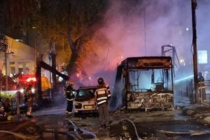 Десятки погибших и раненых в результате обстрела палестинскими ракетами территории Израиля