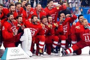 СМИ высмеяли победу хоккеистов РФ на Олимпиаде. Россияне в истерике