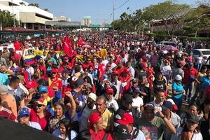 Масштабные протесты в Венесуэле: число жертв растет