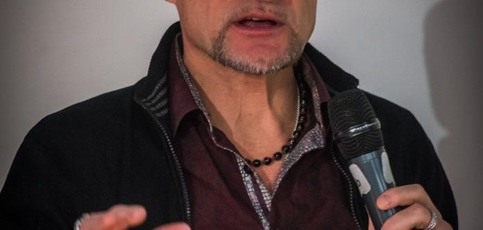 Певец Олег Скрипка: Для людей, не знающих украинский язык, надо построить гетто