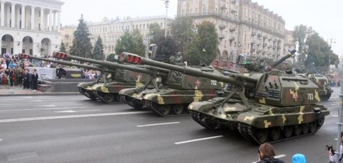 Украина готова отвечать напровокацииРФ вовремя учений «Запад— 2017»