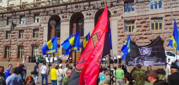 Киевсовет предоставил солдатам добровольческих батальонов статус участников АТО