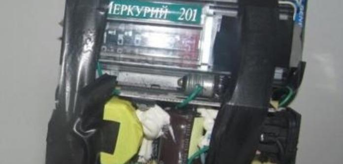 В поезде «Москва-Харьков» ФСБ заложили муляж взрывчатки