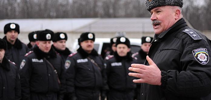 Порошенко звільнив призначеного Турчиновим заступника командувача Нацгвардією