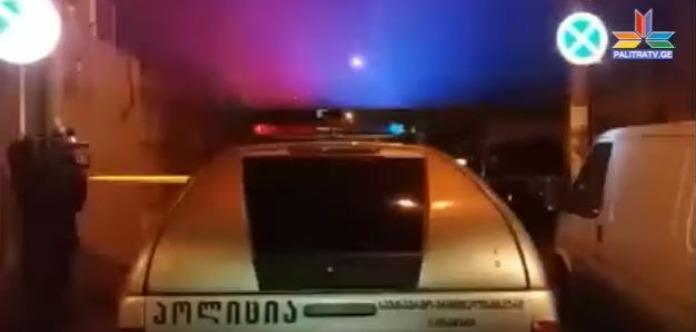 В Тбилиси совершено нападение на зятя президента Грузии - видео
