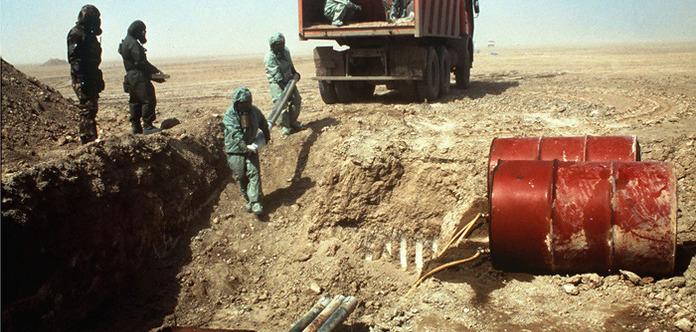 Российская Федерация указала ОЗХО напробелы вдокладе похиморужию вСирии