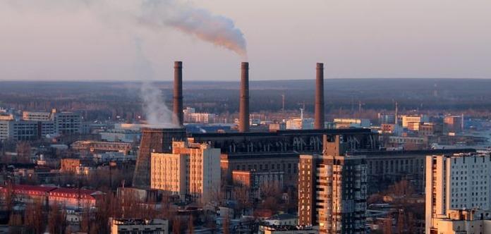 ВКиеве начали восстанавливать газоснабжение ТЭЦ, подающей горячую воду