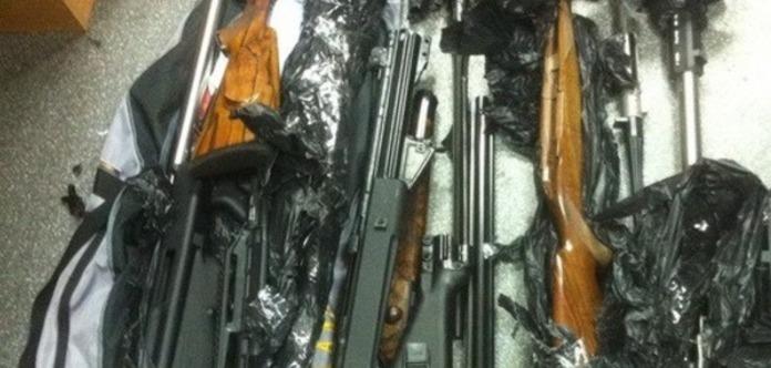 Накиївському вокзалі СБУ затримала жителя Донбасу зпартією зброї