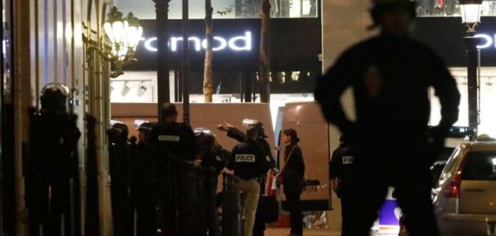 Стрельба в Париже: ИГИЛ взяло на себя ответственность