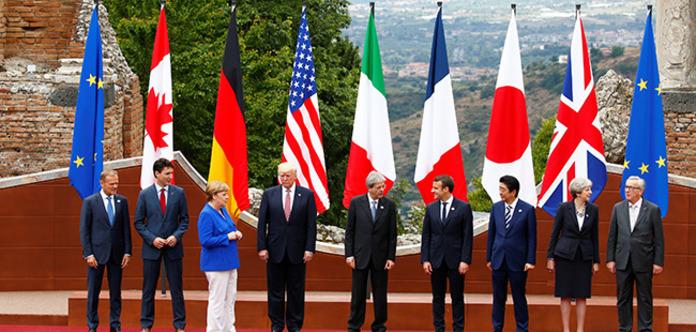 Страны G7 готовы ужесточить санкции против РФ