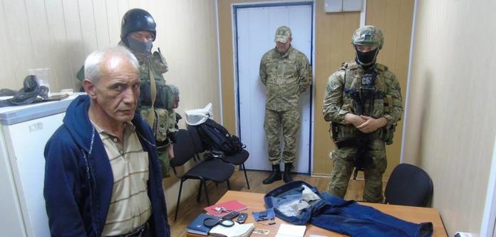 ВОдесі затримали агента ФСБ, який вербував працівників СБУ